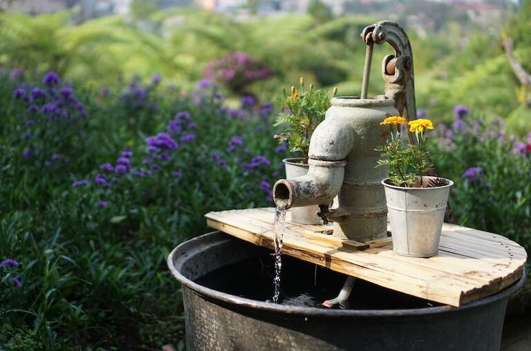 Cálculo de grupos de presión de agua.