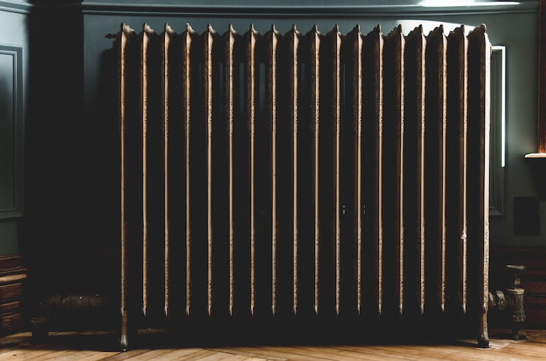 Cálculo de cargas térmicas de calefacción.