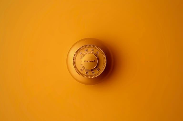 Carga térmica de climatización.